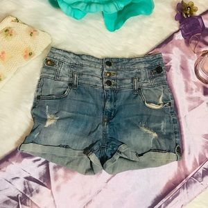 Shorts - High waisted shorts